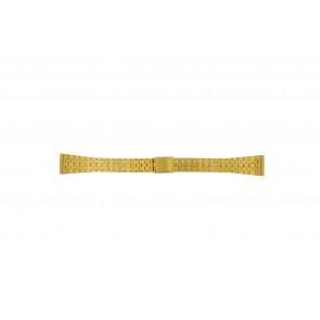 Horlogeband 42522.5.16 Staal Doublé 16mm