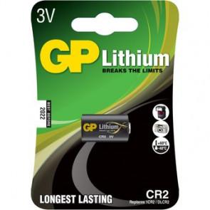 Gp fotobatterij CR2