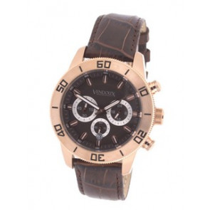 Vendoux horloge rosé LR 16230-09