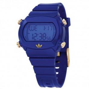 Horlogeband Adidas ADH1820 Kunststof/Plastic Blauw