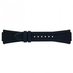 Breil horlogeband BW0387 Rubber Grijs 21mm