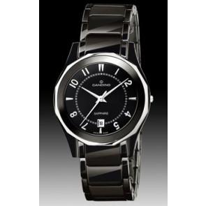 Horlogeband Candino C4352-1 Keramiek Zwart