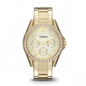 Fossil ES3203 Analoog Dames Quartz horloge