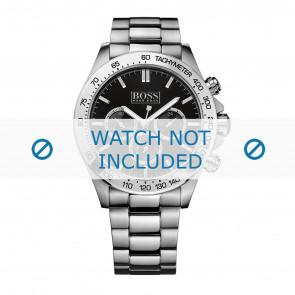 Hugo Boss horlogeband HB-213-1-14-2602 / HB1512965 Staal Zilver