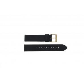 Timex horlogeband PW2R26000 Leder Grijs 20mm