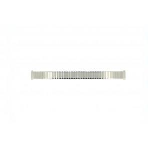 horlogeband REKB12-16 Staal Zilver 12mm
