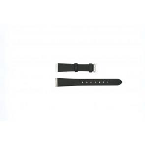 Rip Curl horlogeband Brown Light Leder Bruin 24mm + bruin stiksel