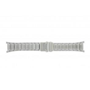 Prisma horlogeband SPECST27 Staal Zilver 27mm