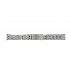 Morellato horlogeband ST1420 Staal Zilver 20mm