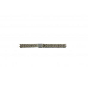 Morellato horlogeband A02D02140840140099 Staal Zilver 9mm