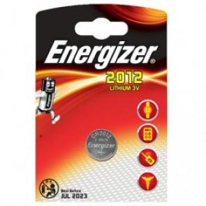 Knoopcel batterij Energizer CR2012