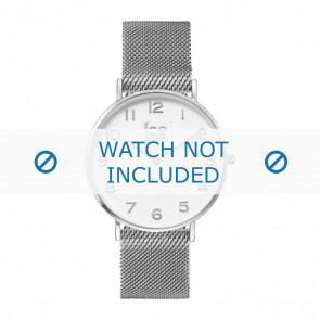 Ice Watch horlogeband 012701 / 012702 Staal Zilver 20mm
