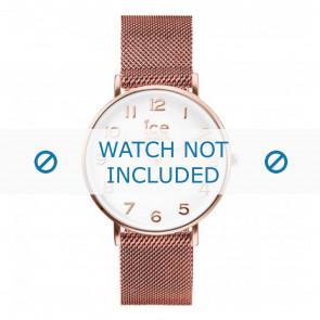 Ice Watch horlogeband 012711 / 012710 / 012709 Staal Rosé 20mm
