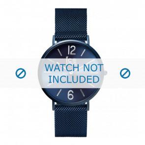 Ice Watch horlogeband 012712 / 012713 Staal Blauw 20mm
