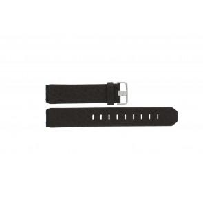 Jacob Jensen horlogeband 800 / 843 Leder Bruin 19mm