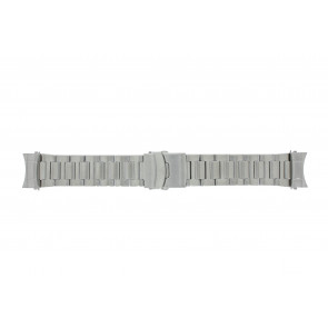 Dutch Forces horlogeband 35C020204-12750 / 35C020202 / 35C020203 / 35C020205 / 35C020206 Staal Zilver 24mm