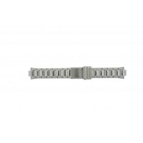 Pulsar horlogeband PUL103P1 / 5M42 0L30 / 71J6ZG Staal Zilver 10mm