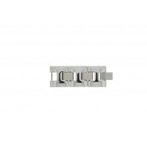 DKNY NY8545 Schakels Staal Zilver 18mm (3 stuks)