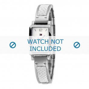Tommy Hilfiger horlogeband TH-32-3-14-0670 - TH679000895 / 1780715 Staal Bi-Color 12mm