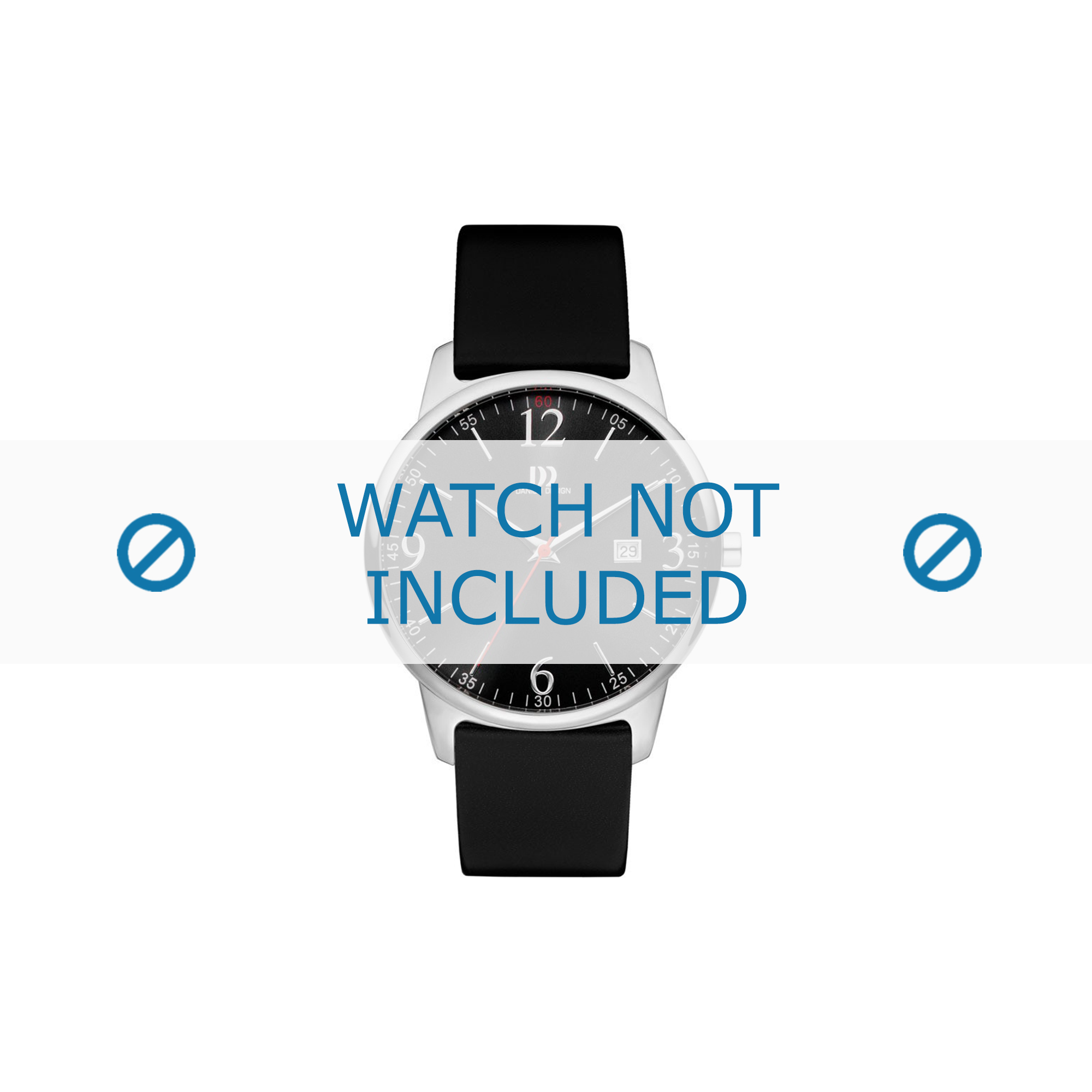Danish design horlogeband IQ13Q1109