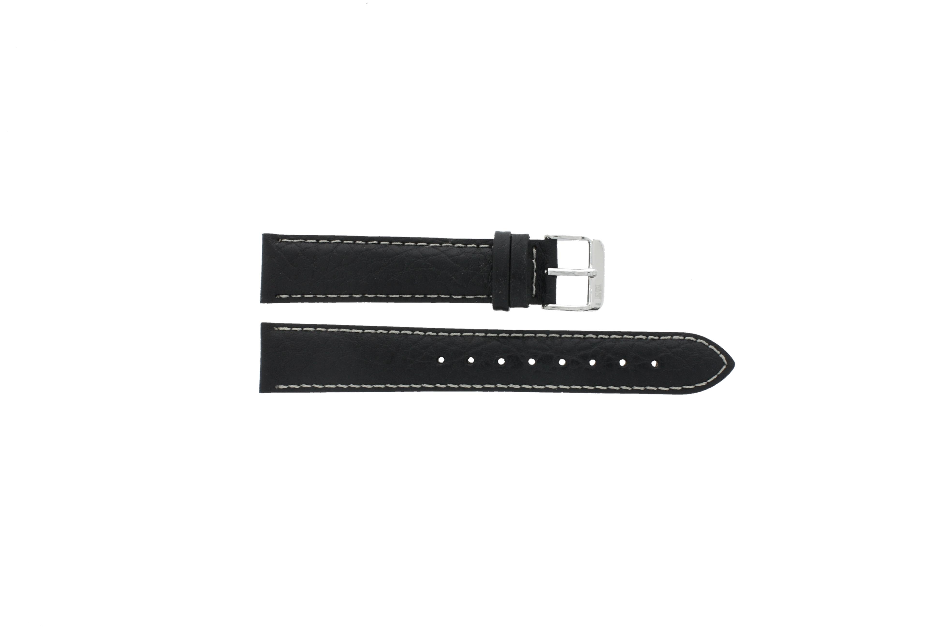 Davis extra lange horlogeband 18mm B0902