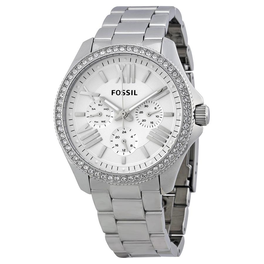 Fossil horloge AM4481 + Gratis bandverkleiner