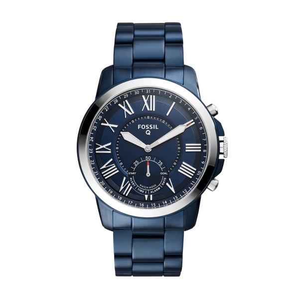 Fortis Q Grant Hybrid Ftw1140 Analoog Quartz Horloge Herenhorloge