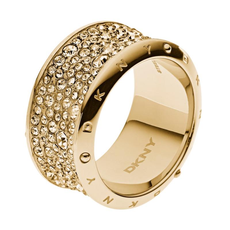 DKNY ring NJ2019040 18mm
