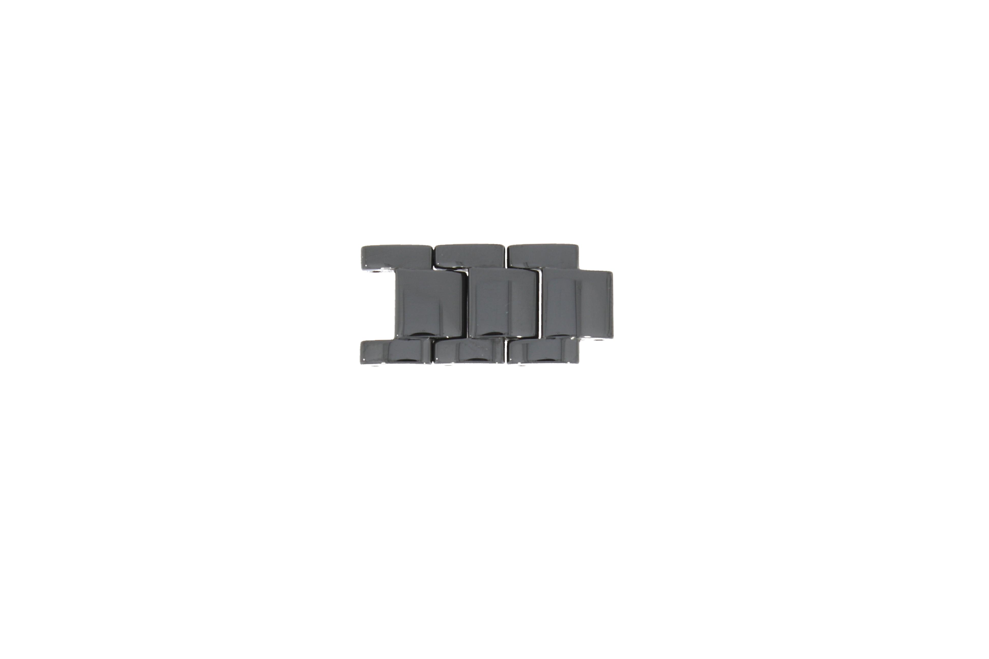 DKNY NY4980 / NY4981 Schakels Keramiek Zwart 14mm