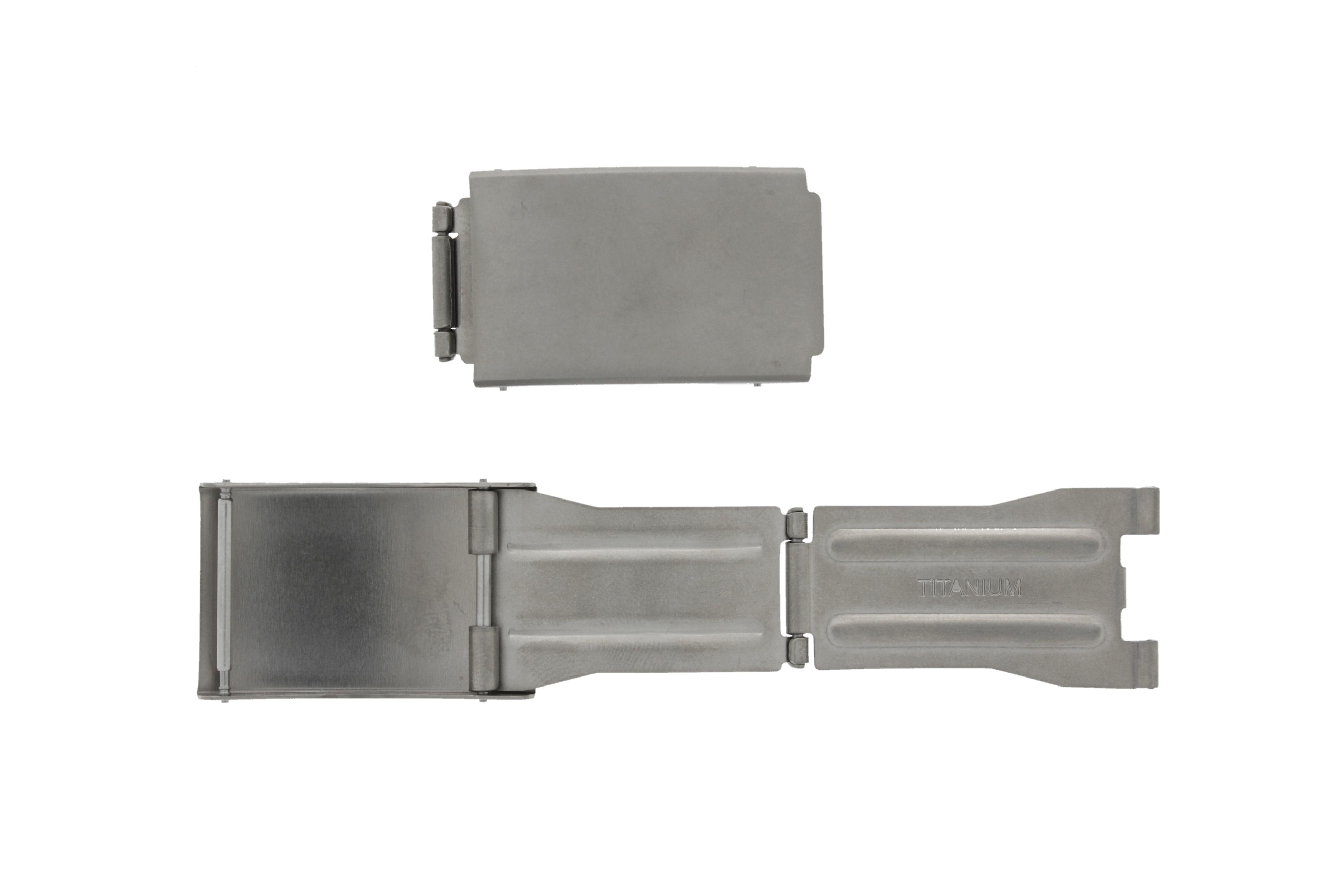Titanium klapsluiting SL680M 16,18mm