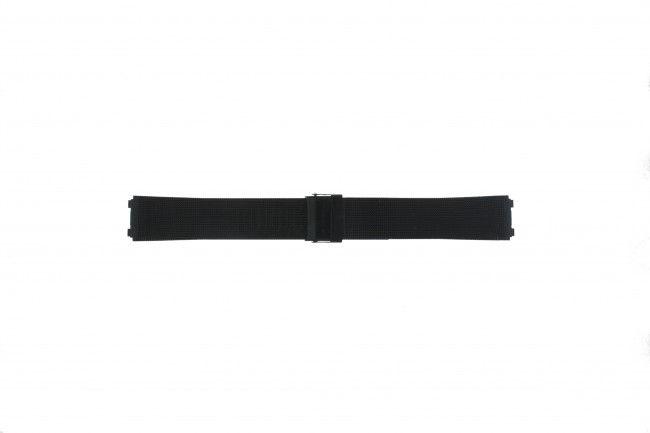 Skagen horlogeband 233MBB / 233LTMB Staal Zwart 17mm
