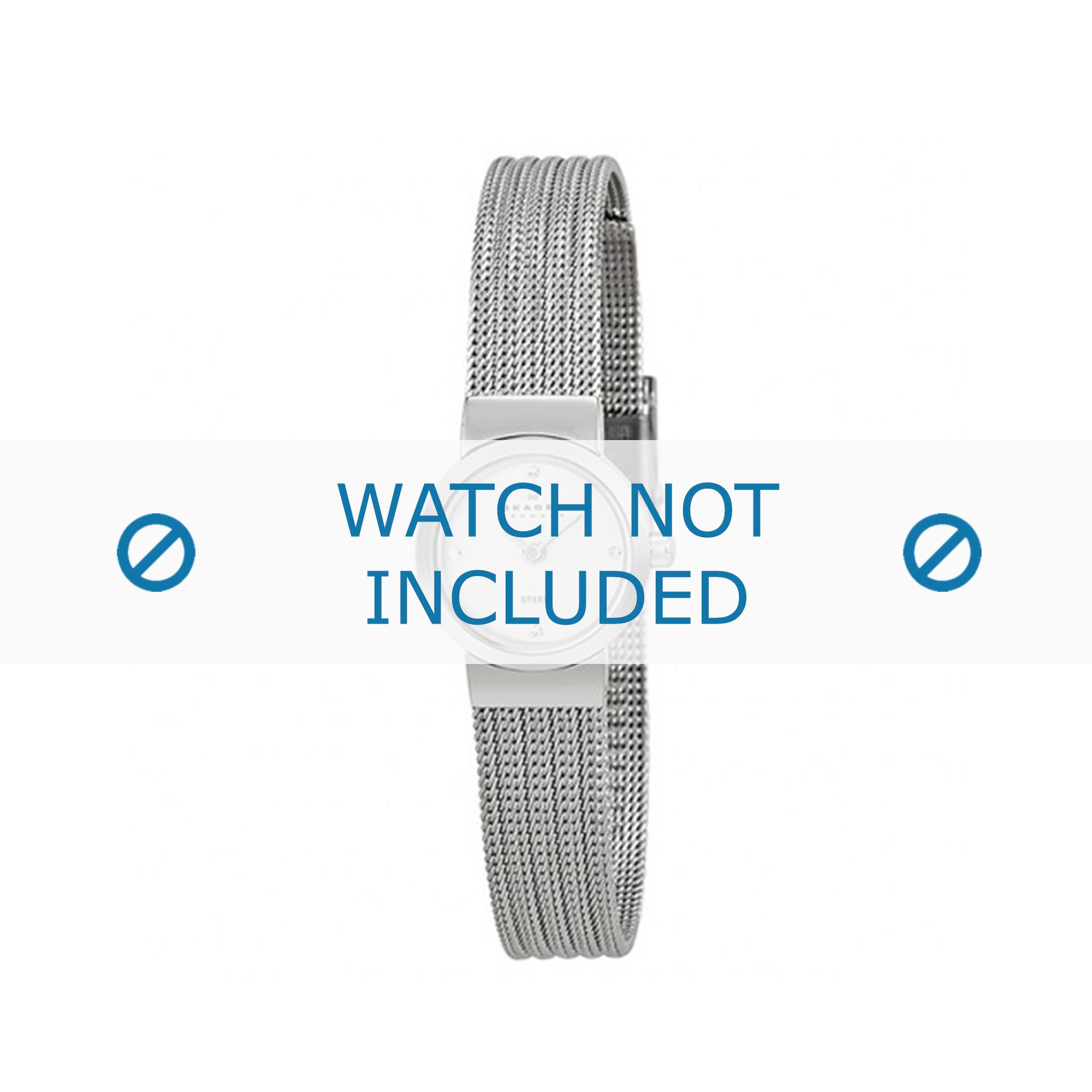 Skagen horlogeband SKW2010 Staal 11mm