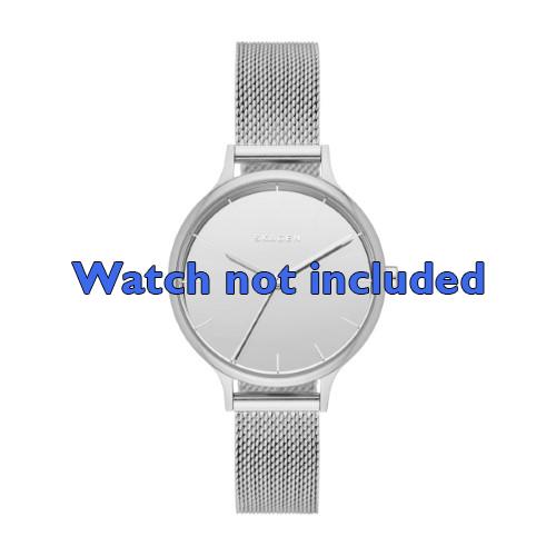 Skagen horlogeband SKW2410 Staal Zilver 12mm
