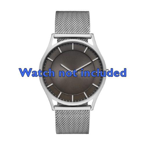 Skagen horlogeband SKW6239 Staal Zilver 22mm