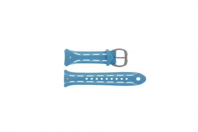 Timex horlogeband T5K590 Rubber Blauw 26mm