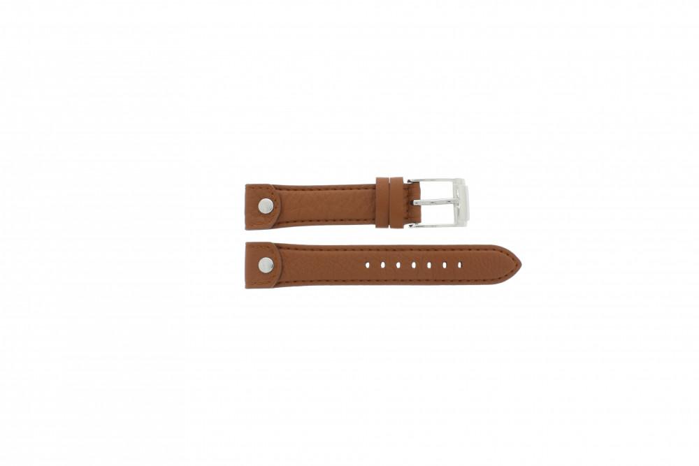 f32fcdfb05b Horlogeband Michael Kors MK2165 Leder Bruin 18mm