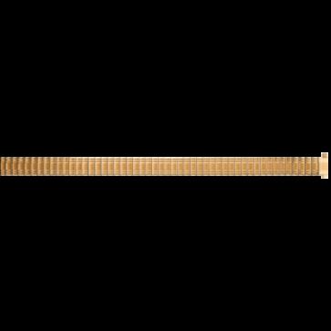 Horlogeband Universeel EB607 Staal Doublé 8mm