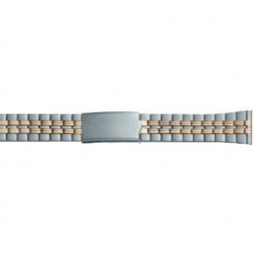 Horloge band nikkelvrij leverbaar in 20mm PVK-DD100