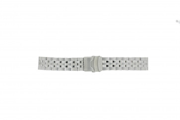 Horlogeband WoW CC221 Staal Staal 24mm