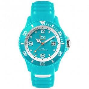 Horlogeband Ice Watch 013792 Kunststof/Plastic Turquoise 15mm