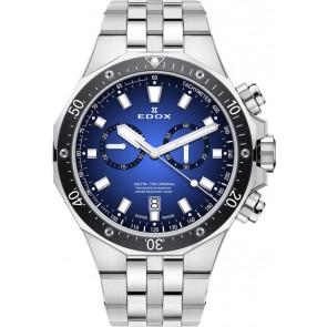 Horlogeband Edox 10109 3M BUIN Staal Staal