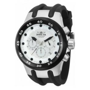 Horlogeband Invicta 13778.01 / 13776.01 / 13777.01 / 13778.01 Rubber Zwart