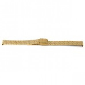 Horlogeband Prisma 1691 Roestvrij staal (RVS) Doublé 16mm