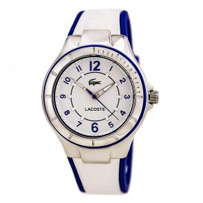 Lacoste horlogeband LC-69-3-14-2479 / 2000799 / 22mm Rubber Multicolor 18mm
