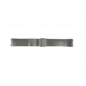 Horlogeband Skagen 233XLTTM Staal Antracietgrijs 20mm