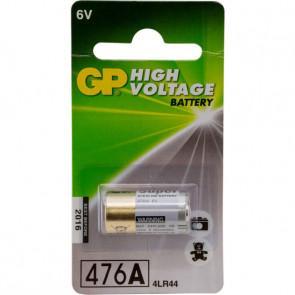 GP 476AF-2C1 - 4LR44 - 476A 6V alkaline 13.0 mm x 25.2mm alkaline batterij knoopcel