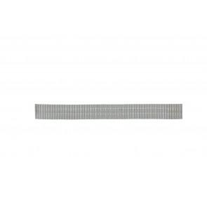 Horlogeband Universeel 551129-18 Staal Staal 18mm