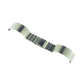 Horlogeband Universeel EXC STAAL Staal Staal 12mm