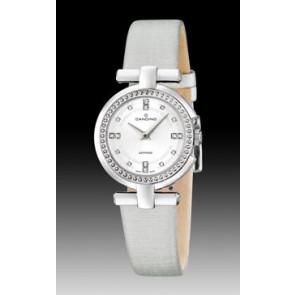 Horlogeband Candino C4560-1 Leder Wit