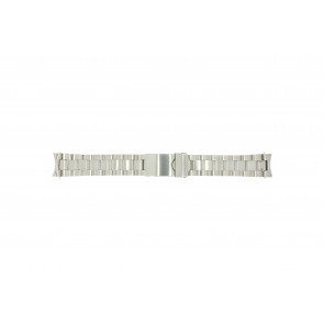 Horlogeband Camel BC51029 / A471.6262MSPA Staal Staal 20mm